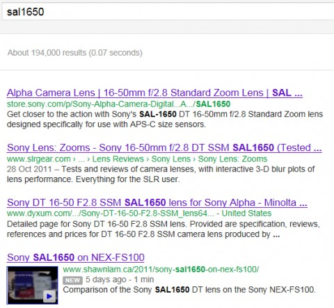 Video SEO results in Google Search