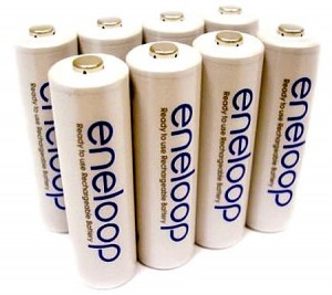 Low self-discharge NiMH rechargeable batteries