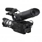 Sony NXCAM super 35mm video camera