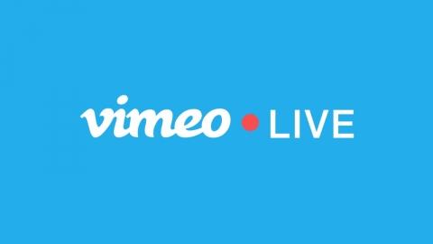 Vimeo Live Stream